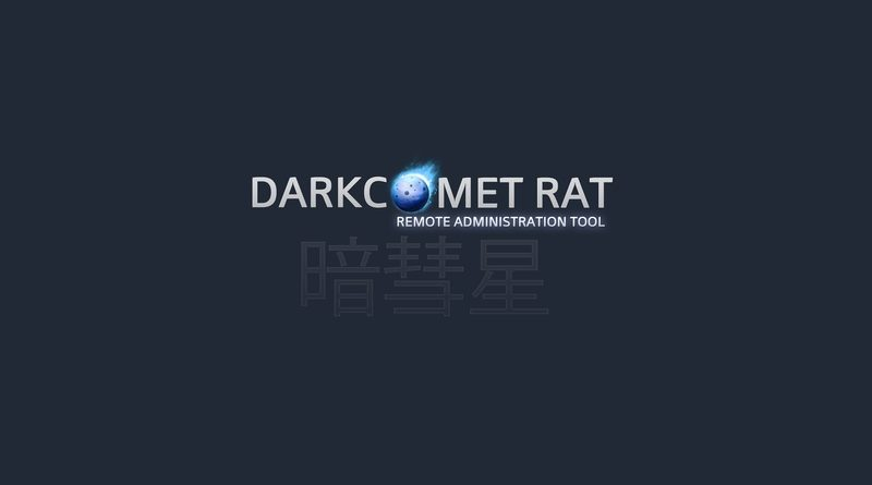 DarkComet RAT - Toutes les versions de la version 4 à la 5.3.1F - Clean Download