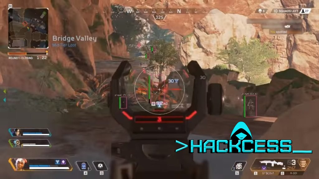 Apex legends wallhack and aimbot