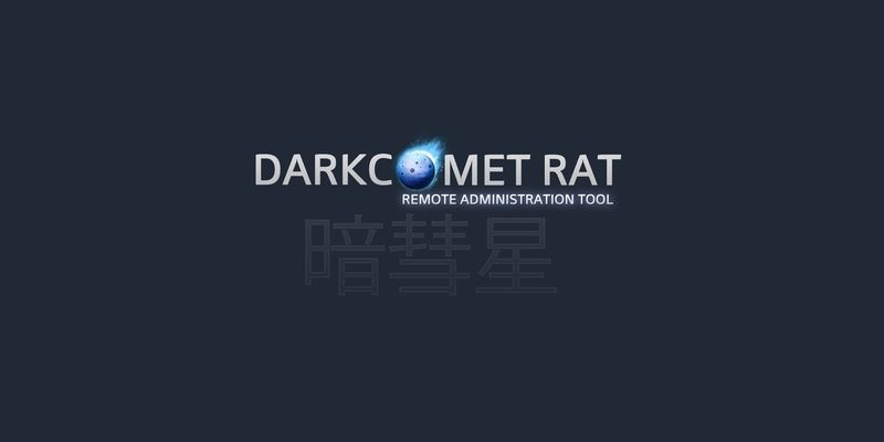 DarkComet RAT - Download clean versions - Remote Administration Tool