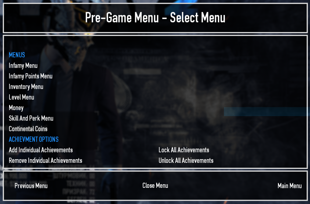 Payday 2 Cheat - Undetected - Unlimited Money / Godmode