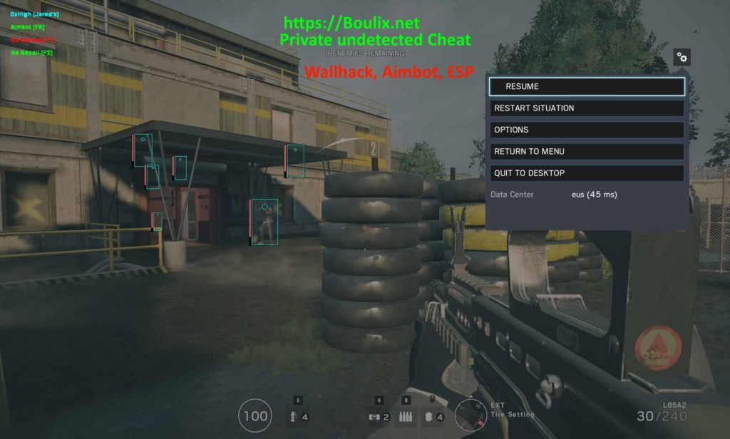 Rainbow Six Siege cheat 2