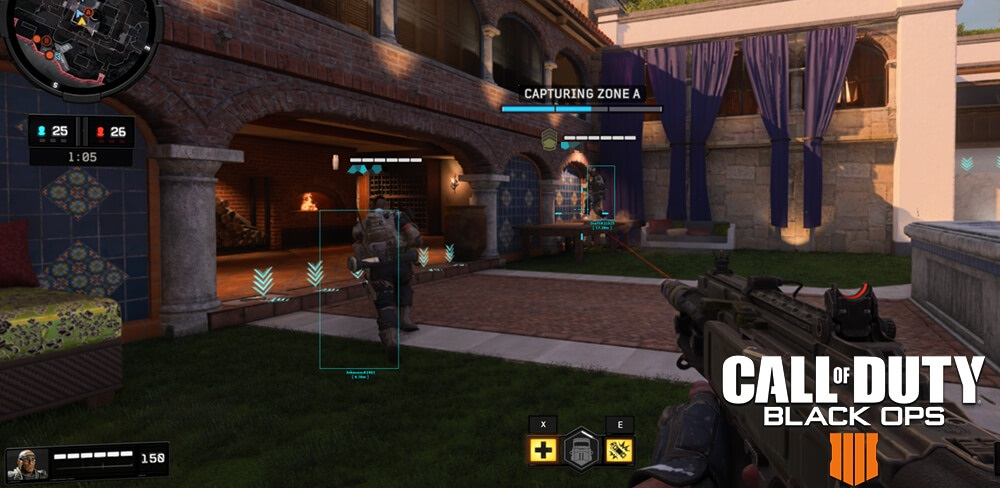 Black OPS 4 Cheat - Wallhack / Aimbot - Undetected